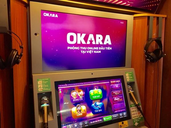 su xuat hien cua phong thu karaoke online