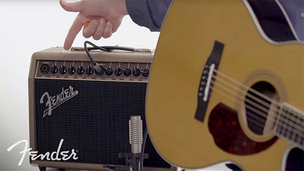 ampli guitar acoustic