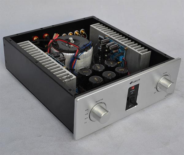 ban mach amplifier class a